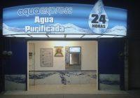 purificadora de agua autoservicio 24 horas