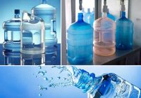 acceso al agua purificada garrafon