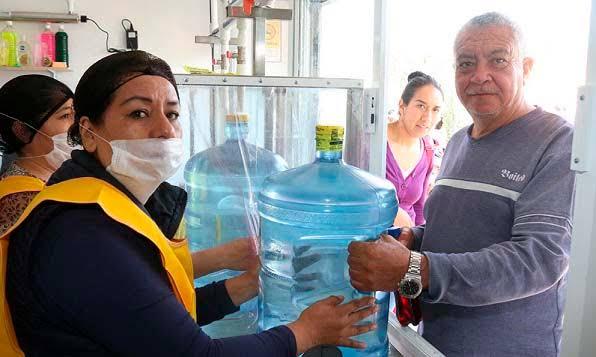franquicia de agua purificada negocio