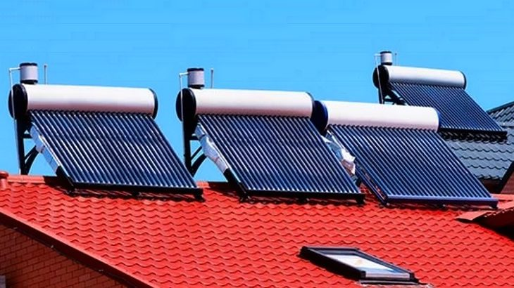 ventaja de los calentadores solares de agua