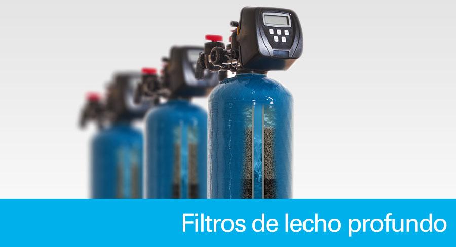 filtro de lecho profundo