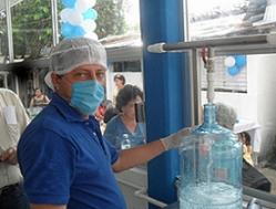 Negocio de purificadora de agua