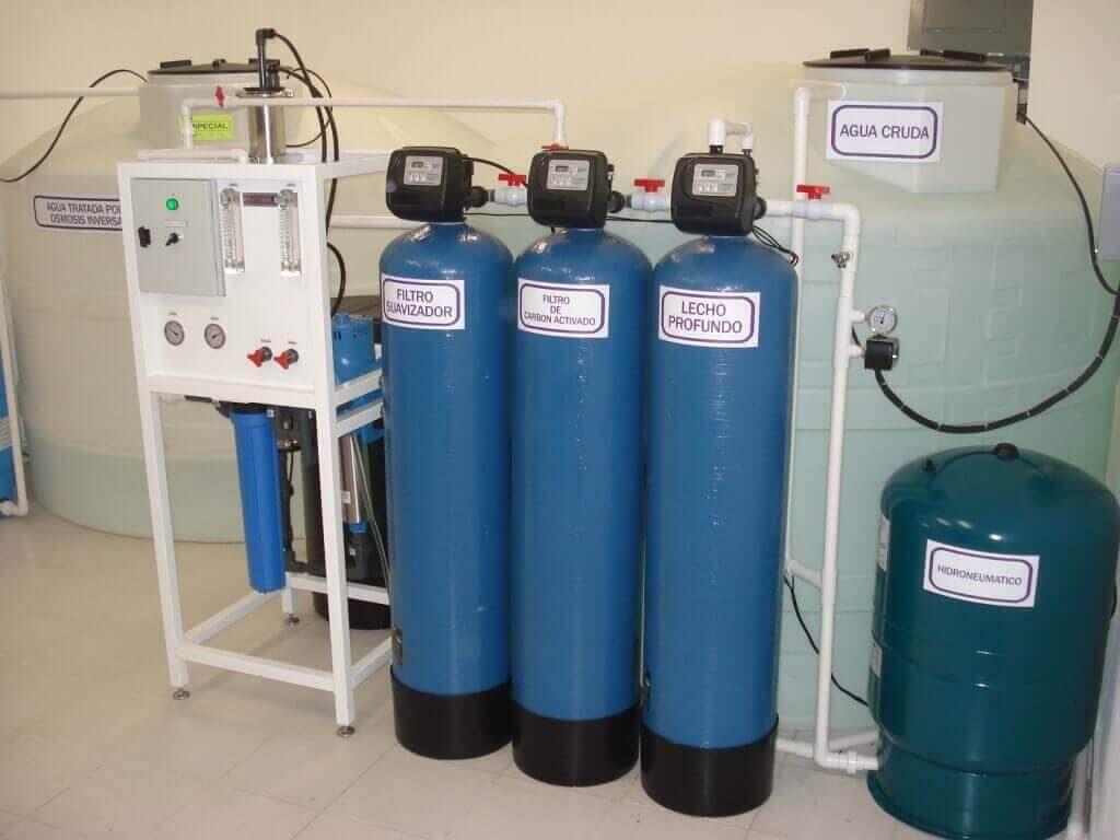 eleccion de purificadora de agua