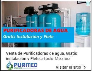 venta de purificadoras de agua