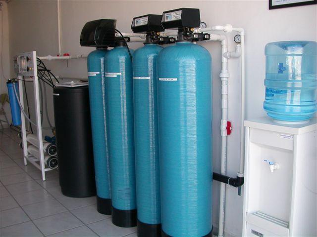 planta purificadora de agua comercial