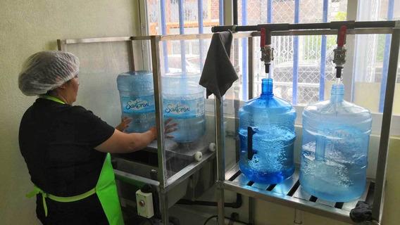 purificadora de agua negocio rentable
