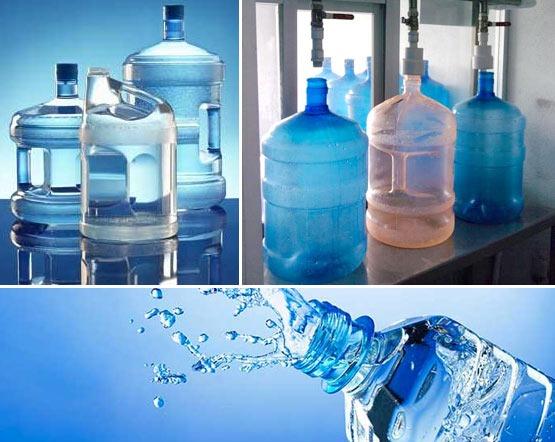 agua purificada embotellada franquicia