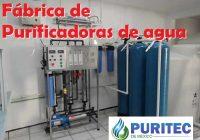 purificadoras de agua precios de fabrica