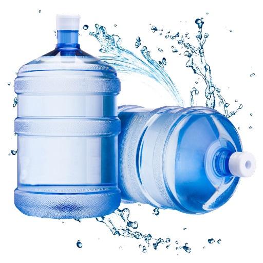 garrafón de agua alcalina